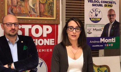 Andrea Monti e Martina Cambiaghi a Lissone