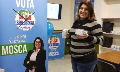 Elezioni Sabrina Mosca inaugura la campagna elettorale