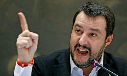Matteo Salvini arriva giovedì a Brugherio