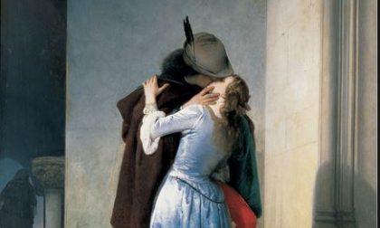 A San Valentino il bacio più bello si darà sul Lago