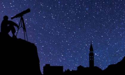 """""""M'illumino di meno"""" a Lissone luci spente … si accendono le stelle"""