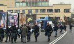 Maxi spiegamento di Forze dell'ordine per il Carnevale dei centri sociali