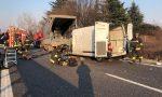 Manovra azzardata in Valassina: rintracciato  e denunciato un camionista