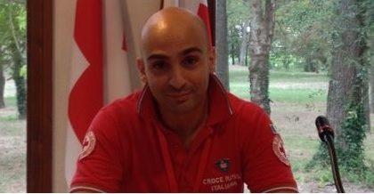 L'addio al giovane presidente della Croce Rossa