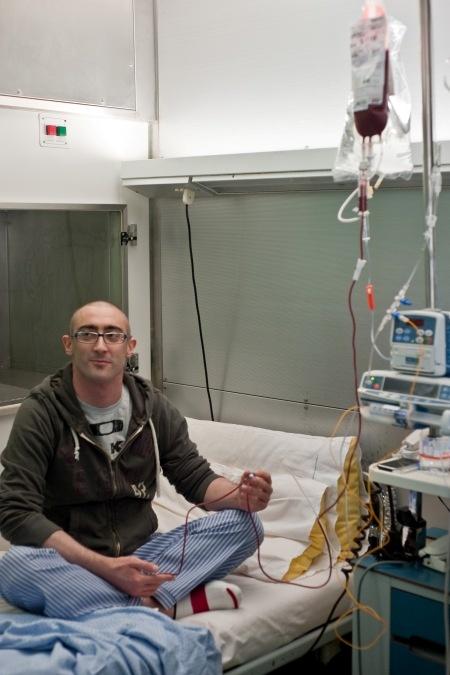Alessandro Cevenini leucemia