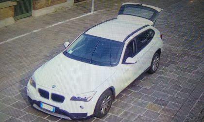 Auto rubata ritrovata grazie alle telecamere comunali