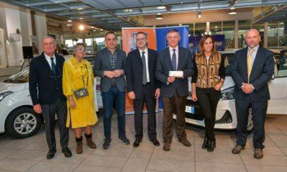 Cancro Primo Aiuto 100mila euro e due auto ai sostenitori del progetto Iort