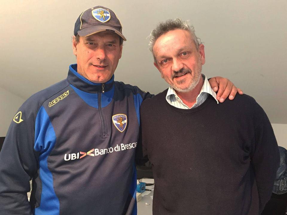 Massimo De Paoli e Gianluca Ciofi, calcio allenatori