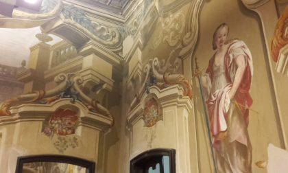 Villa Baldironi-Reati: partito il restauro della dimora lissonese