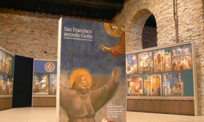 Il ritorno di Giotto: da Assisi a Vimercate la mostra in 3D