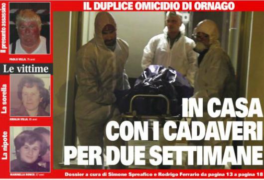 Omicidio Ornago