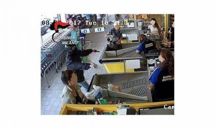 Arrestati dai carabinieri i rapinatori dei supermercati della Brianza