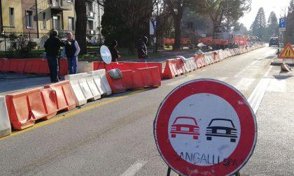 Cantiere in via Pio XI a Ronco, l'ira dei residenti