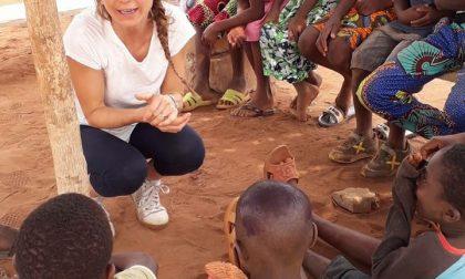 Dalla Brianza al Togo per adottare un bambino senza distanza