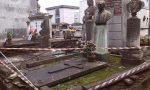 Il sindaco sfratta i morti con le tombe abbandonate
