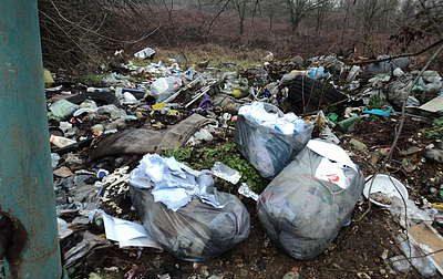 Abbandono rifiuti a Cesano già spesi 100 mila euro