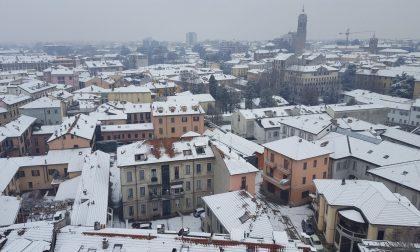 Nevicata in Brianza Ecco le foto che ci avete inviato