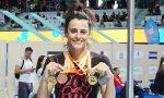 Franca Bosisio regina degli italiani Master di nuoto