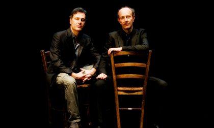 Ale & Franz al Teatro Manzoni con un tributo a Gaber e Jannacci ECCO QUANDO