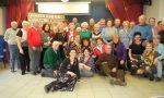 Il Centro anziani di Seregno festeggia la Pasqua