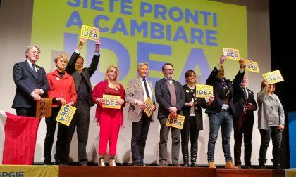Elezioni: a Lissone è arrivato Gabriele Albertini