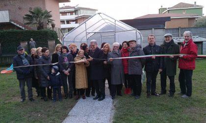 Il nido Fantasia compie quarant'anni e festeggia inaugurando il giardino d'inverno