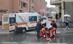 Pedone investito in via Prinetti: 77enne finisce in ospedale