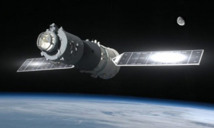 Stazione spaziale cinese in caduta: tranquilli non ci finirà in testa