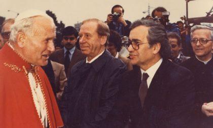 Addio all'ex vicesindaco che accolse Giovanni Paolo II