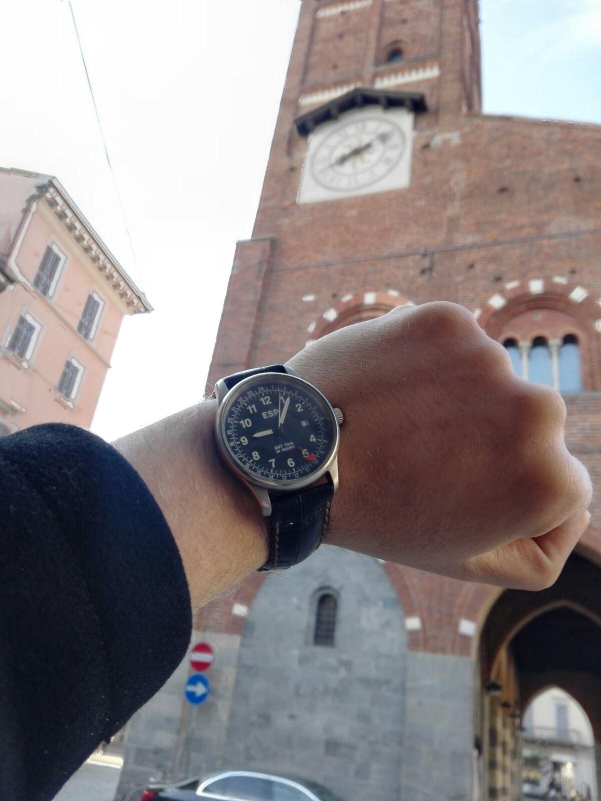 """Nel centro storico di Monza """"il tempo"""" si è fermato"""