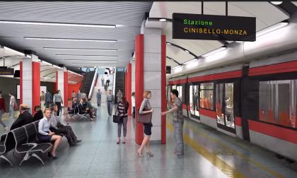 Nuovo capolinea della metro | Ecco come sarà IL VIDEO
