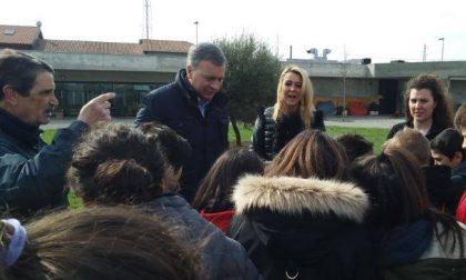 Prima uscita didattica al Parco Canile Enpa per gli studenti della Ardigò