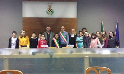 Il Consiglio comunale dei ragazzi debutta a Meda