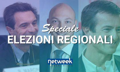 Elezioni Regionali 2018 i tre maggiori candidati a confronto
