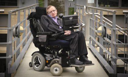 """Morte Stephen Hawking e quella volta del """"Pesce rosso di Monza"""""""