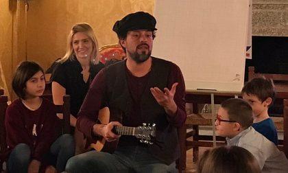 BrianzAcque in tour per comporre l'inno con le parole dei bambini