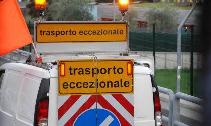 La Valassina chiude per il passaggio di un trasporto eccezionale ECCO QUANDO