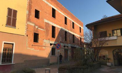 Cantieri abbandonati la piaga della città di Vimercate