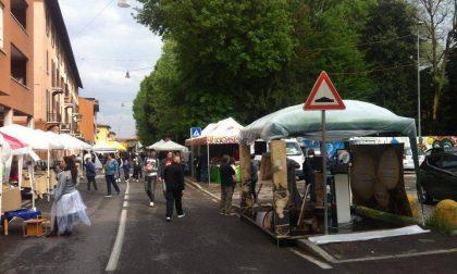 Festa di primavera a Bovisio Masciago con i commercianti e le associazioni