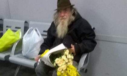Migliorano le condizioni del senzatetto aggredito