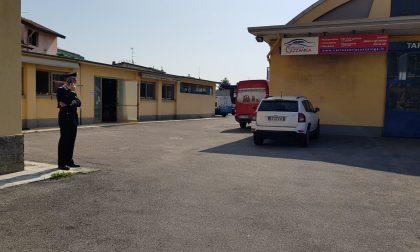 Rubate cinque auto alla carrozzeria Cazzaniga