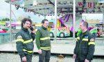 Seregno: via libera alle giostre per la festa di Santa Valeria
