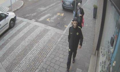 Ottico derubato pubblica le  foto dei ladri