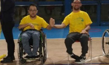 Campione oltre la disabilità