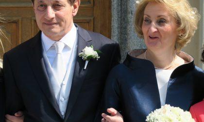 Fiori d'arancio a Triuggio si sposa la maestra (IL VIDEO)