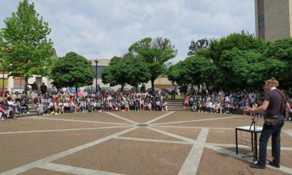 Duecento studenti alla Camminata Partigiana (FOTO E VIDEO)