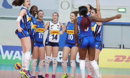 Agli europei di volley under 19 l'Italia parte col piede giusto