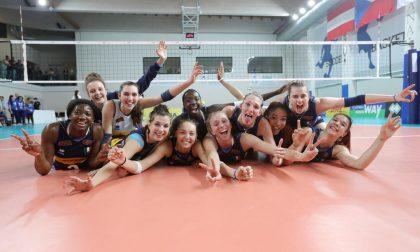 L'Italia vince ancora alle fasi finali degli europei di volley under 19