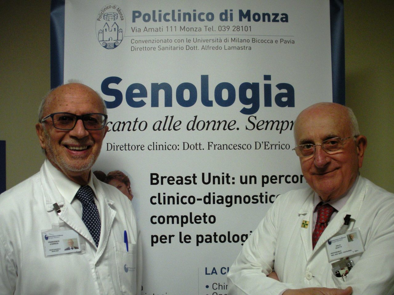 senologia Breast Unit Policlinico Monza