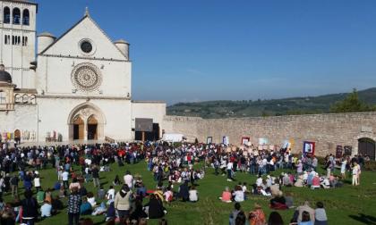 Piccoli pellegrini lissonesi in partenza per Assisi